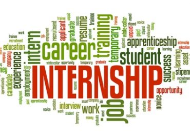 30436451 - internship - career issues and concepts word cloud illustration. word collage concept.